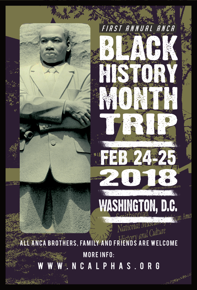 ANCA Black History Month Trip