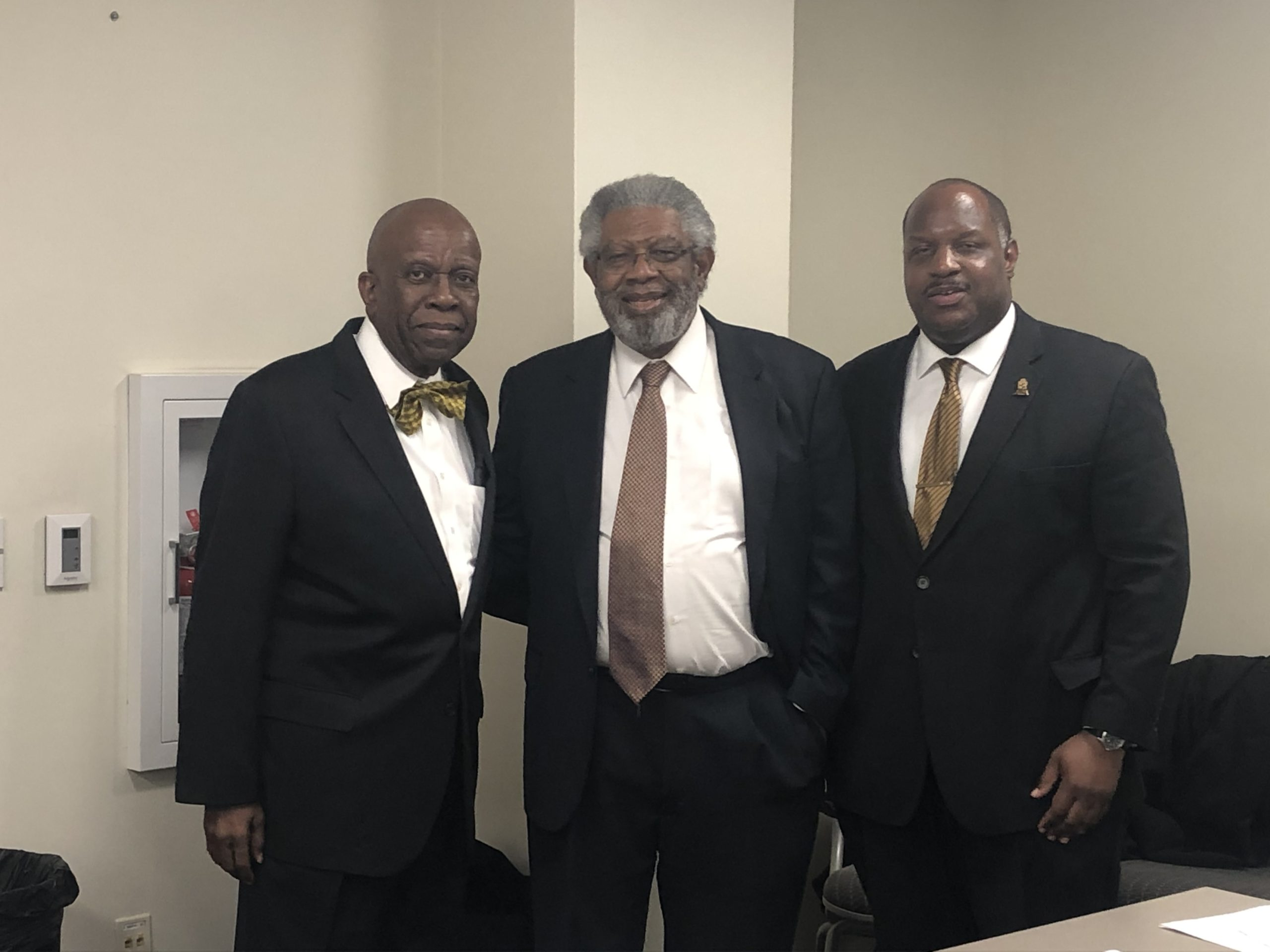 KL Brother Porter with APL Brothers Terry and Burris 1119